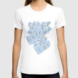 Life on the Dyslexic seas T-shirt