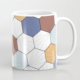 Mara (Wood & blue) Coffee Mug