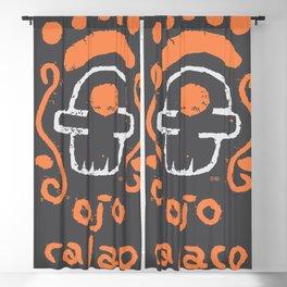 ojo calaco 5 Blackout Curtain