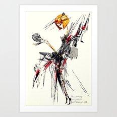 m1n410y Art Print