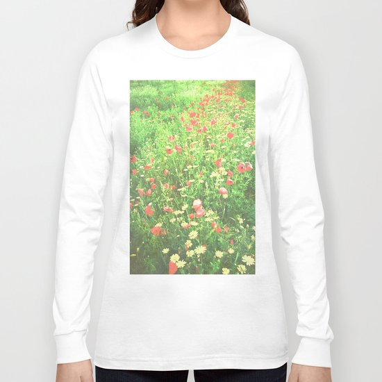 Impressionism Long Sleeve T-shirt