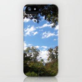 Rock Island Skies iPhone Case