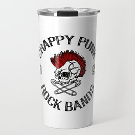 Punk festival Travel Mug