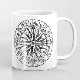 Compass 2 Coffee Mug