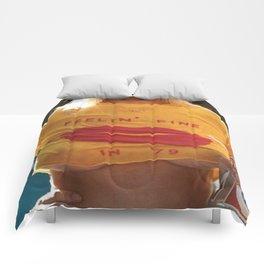 Feelin' Fine In '79 Comforters
