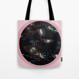 Donna rosa Tote Bag