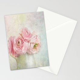 gentle spring Stationery Cards