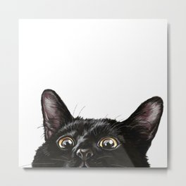 What's Up, Buddy Metal Print