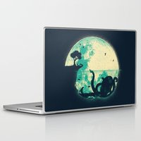 man Laptop & iPad Skins featuring The Big One by Jay Fleck