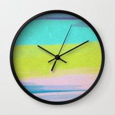 Skies The Limit I Wall Clock