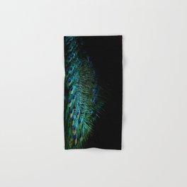 Peacock Details Hand & Bath Towel