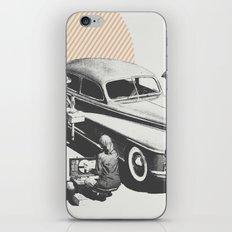 Sunday Picnic iPhone & iPod Skin