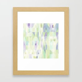 Rhythm of Spring Framed Art Print