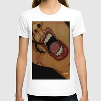 scream T-shirts featuring Scream by KNIfe