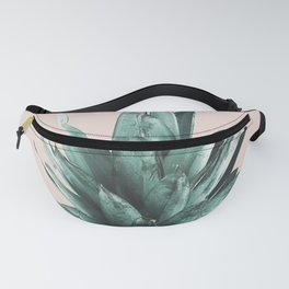 Pineapple on pink Fanny Pack