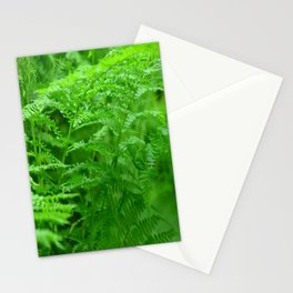 Fresh and Green Stationery Cards