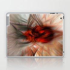 red fire Laptop & iPad Skin