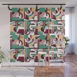 Bauhaus/ Deco 2 Wall Mural