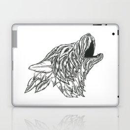 Feather Wolf Laptop & iPad Skin