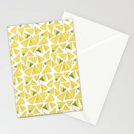 Nachos and Guac Stationery Cards