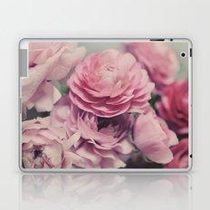 quiet ranunculus Laptop & iPad Skin