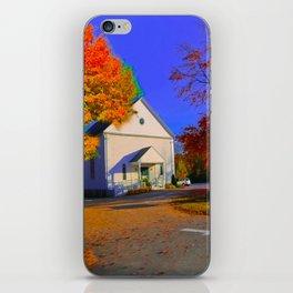 Church in the Wildwood iPhone Skin