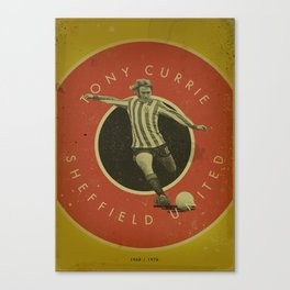 Sheffield United - Currie Canvas Print