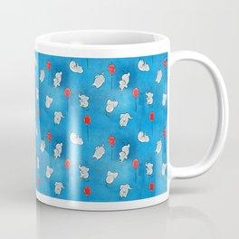 Floaty Eles (with balloons) Coffee Mug