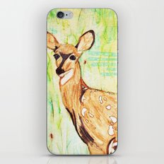 As A Deer iPhone & iPod Skin