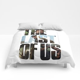 The Last of Us (Tlou Collage) Comforters