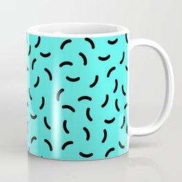 Memphis pattern 38 Coffee Mug