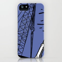 Cranes iPhone Case