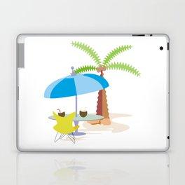 Hurray, vacation! Laptop & iPad Skin