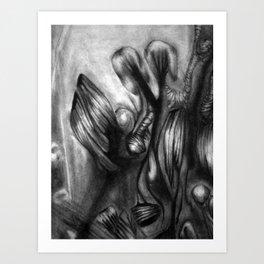 DN001 - Detail 3 Art Print