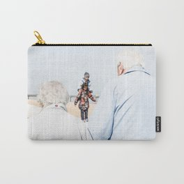 Generations crossing Carry-All Pouch