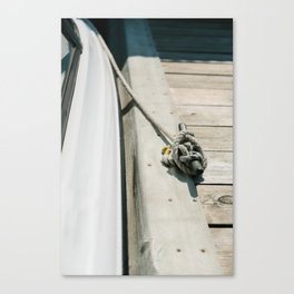 Nautical knot Canvas Print