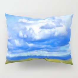 cloudy with a chance of meatballs Pillow Sham