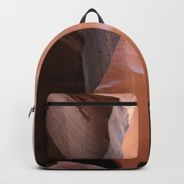 Natures Marvelous Composition - Antelope Canyon Shapes Backpack