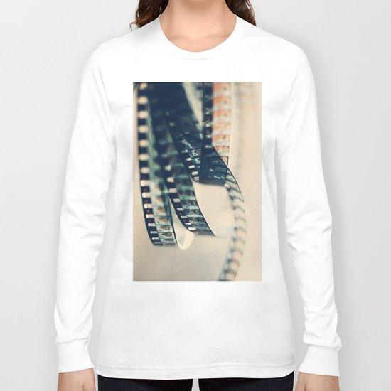 super 8 film Long Sleeve T-shirt