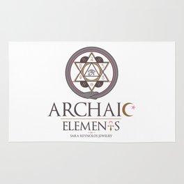 Archaic Elements 2 Rug