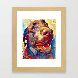 Labrador Retriever 5 Framed Art Print