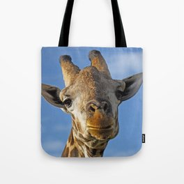 The Giraffe II Tote Bag