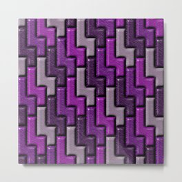 Geometrix XXXI Metal Print