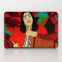 mercedes iPad Cases featuring Folklore by Design4u Studio