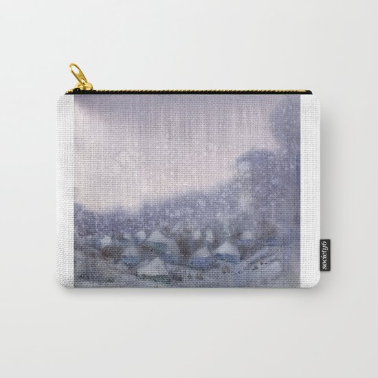 Winter atmosphere Carry-All Pouch