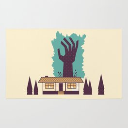 The Cabin in the Woods Rug