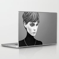 ruben Laptop & iPad Skins featuring The Cold  by Ruben Ireland