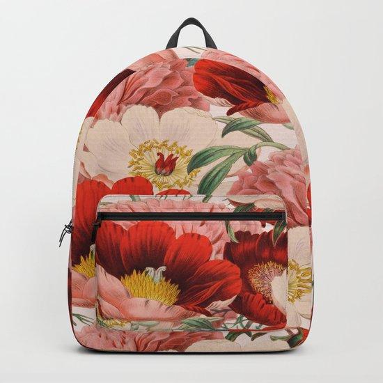Vintage Garden #society6 Backpack