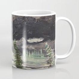 Where the sapphire blue is Coffee Mug