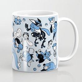 Water-Types Coffee Mug